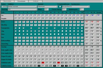 LCL Score it! 2.02 screenshot
