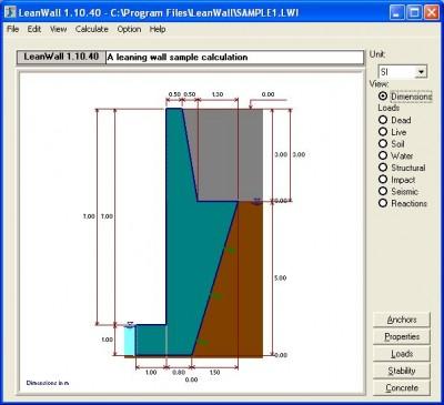 LeanWall 1.10.40 screenshot