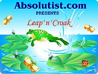 Leap'n'Croak 1.7 screenshot