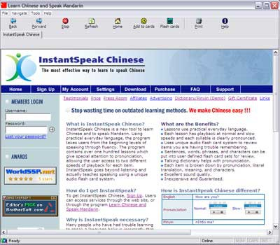 Learn Chinese and Speak Mandarin 2.7 screenshot