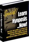 Learn Hypnosis... Now! eBook - Acrobat PDF 1.0 screenshot
