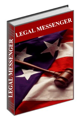 Legal Messenger 1.0 screenshot