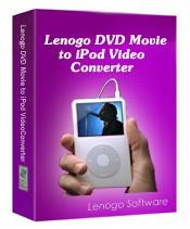 lenogo DVD Movie to iPod Video Convert rapidity 3.0 screenshot