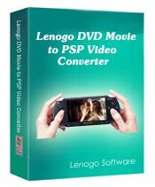 lenogo DVD Movie to PSP Video Converte rapidity 3.0 screenshot