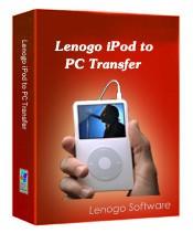 Lenogo iPod to PC Transfer Platinum 7.03 screenshot