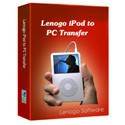 Lenogo iPod to PC Transfer rapidity 3.0 screenshot