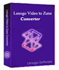 Lenogo-Video-To-Zune-Converter.xml 4.2 screenshot