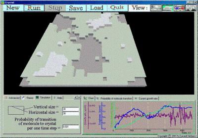 LeoCrystal 2.7 screenshot