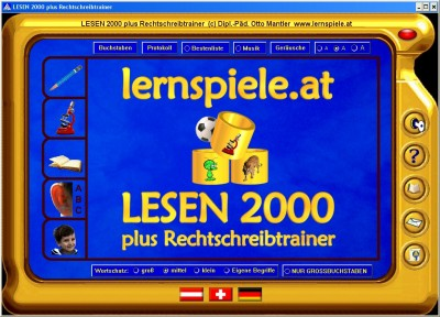 LESEN 2000 4XL screenshot