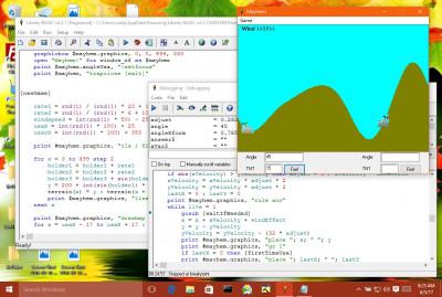 Liberty BASIC for Windows 4.5.1 screenshot
