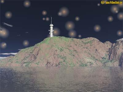 Lighthouse SE Screensaver 3.3 screenshot