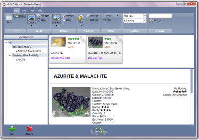 LignUp Multi Collector PRO 5.15.33 screenshot