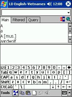 LingvoSoft Talking Dictionary English <-> Vietname 2.7.20 screenshot