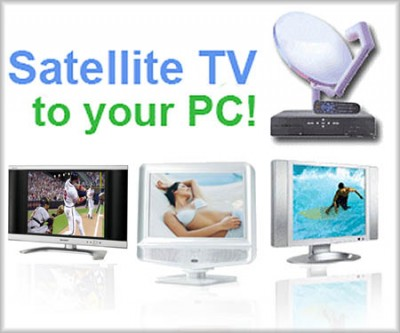 Live Satellite TV on PC - Titanium 2007 screenshot