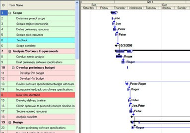 LiveProject Free Project Viewer 5.1.1 screenshot