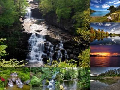 Living Waterfalls Oceans and Rivers 3.0 screenshot