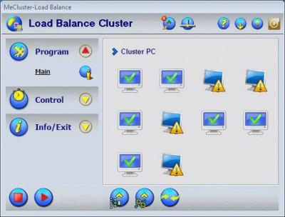 Load Balance 10.0 screenshot