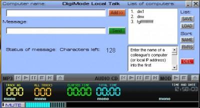 Local Talk 1.0.0 screenshot