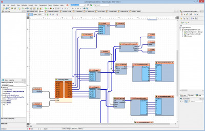 LogicLab VCL 8.0 screenshot