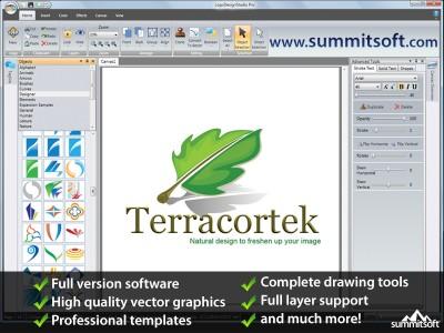 Logo Design Studio Pro 1.7.3 screenshot