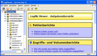 LogViewer 1.7 screenshot