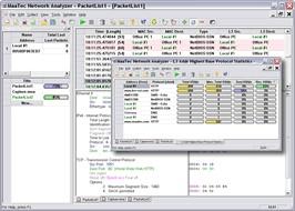 MaaTec Network Analyzer 1.80 screenshot