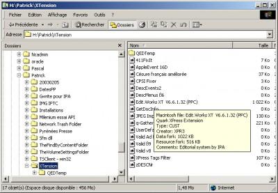 MacInfoTip 1.13 screenshot