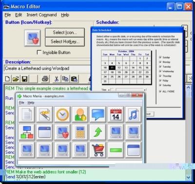 Macro Mania 13.5.3.000 screenshot