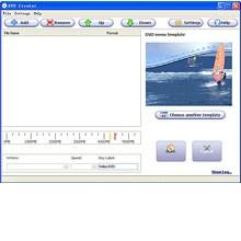 Magic DVD Creator 8.0.1.3 screenshot