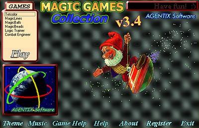 Magic Games Collection 3.5 screenshot