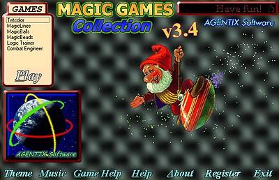 Magic Games 3.8 screenshot