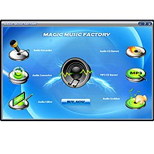 Magic Music Factory 7.0.7.1 screenshot