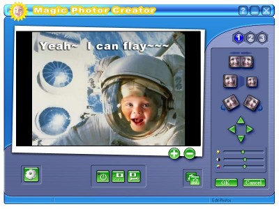 Magic Photo Creator 2005 screenshot
