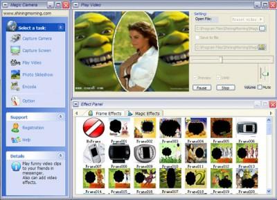 MagicCamera 2.0.6 screenshot