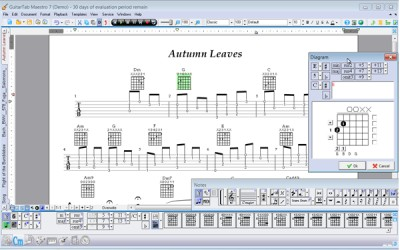 MagicScore Guitar 8.171 screenshot