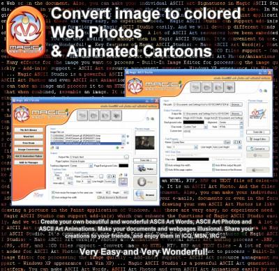 Magidea.com - Magic ASCII Studio 2. 2 Repac screenshot