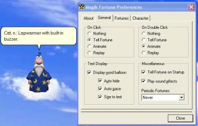 MagikFortune 2.1.1 screenshot