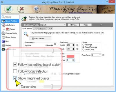 Magnifying Glass Pro 1.9.1 screenshot