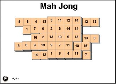 Mah Jong 2 screenshot