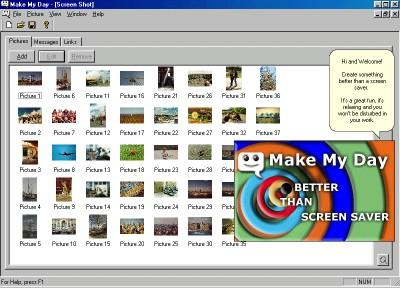Make My Day 1.0 screenshot