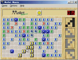 Mallet Mania 2.3 screenshot