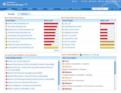 ManageEngine Security Manager Plus 5 screenshot