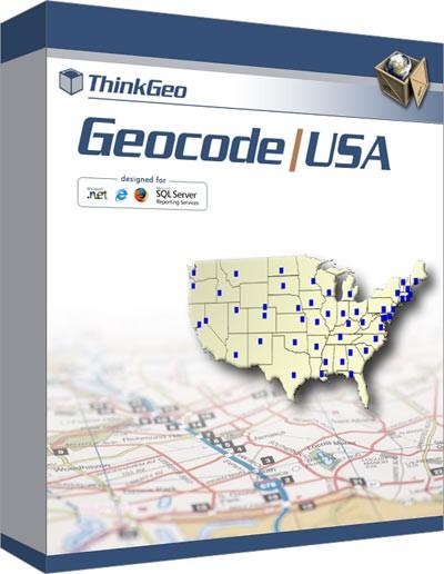 Map Suite Geocode USA 2.0 screenshot