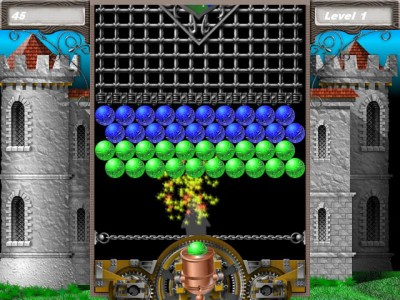 Marbles Shooter 1.0 screenshot