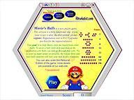 Mario's Balls 1.2 screenshot