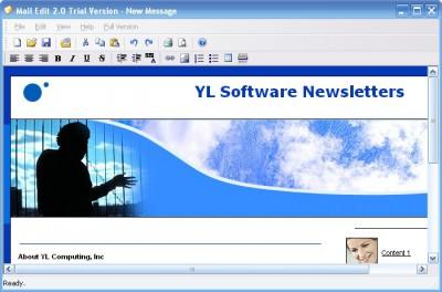 Mass Emailer 2.16 screenshot