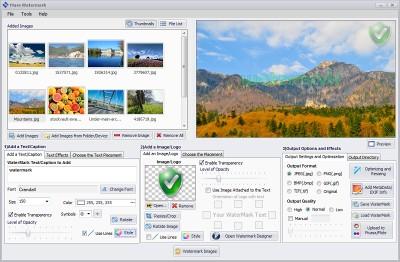 Mass Watermark 1.9 screenshot
