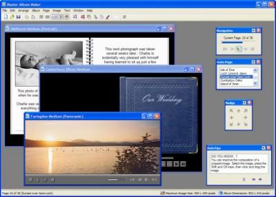 Master Album Maker - Standard Edition 2.5 screenshot