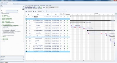 MasterSoft Resource Time Planner- RTP 1.1.17 screenshot