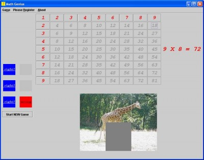 Math Genius 1.3.3 screenshot